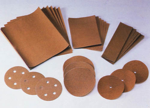 Abrasive Belt (or Roll) Paper / Sand Paper