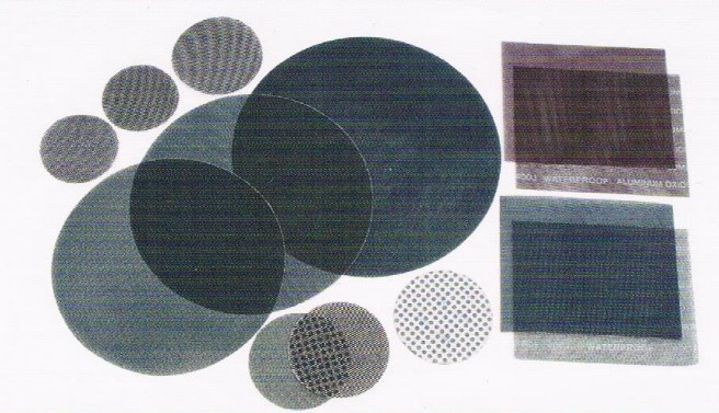Mesh Abrasive / Net Sanding Abrasive Disc or Sheet (Hook and Loop, Open Mesh) Waterproof